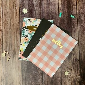 Other - Set of 3 Note Books